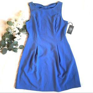 VINCE CAMUTO | sky blue dress size 8 medium